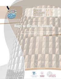 cover of the 2016 conference program